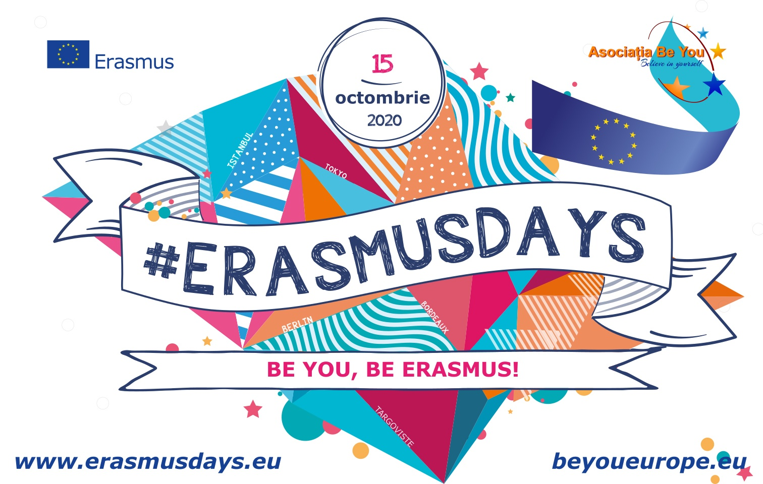 Be You, Be Erasmus