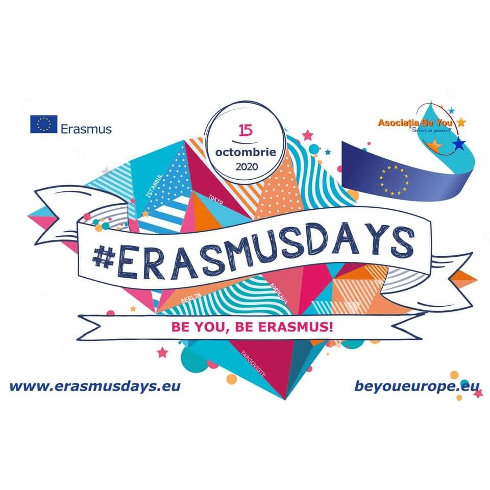 Be You, Be Erasmus