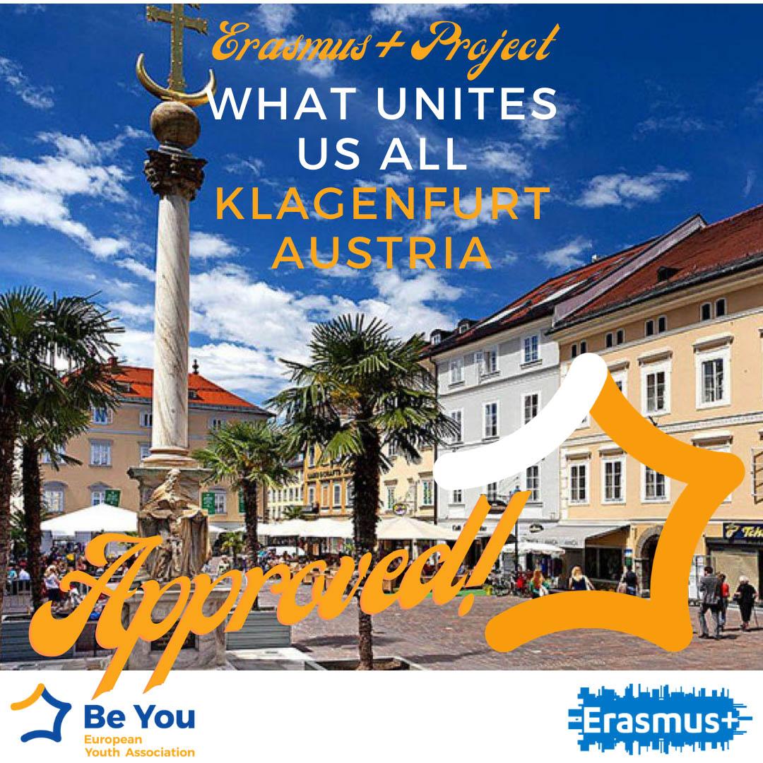 Erasmus+ What Unites Us All